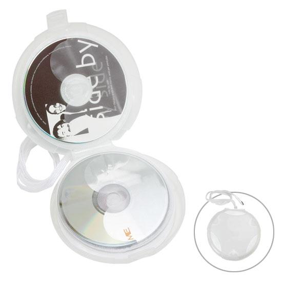 CD-DVD Box 8221I mit Druck und Werbeanbringung
