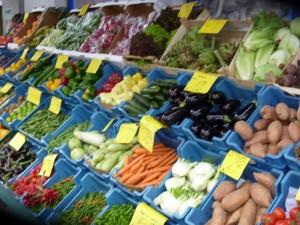 Gemüse- Fischfachgeschäft- Frankfurt- Höchst