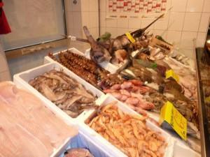Fischfachgeschaft- Frankfurt/Höchst