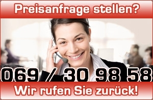 Preisanfrage- Button